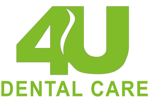 4U Dental Care Logo